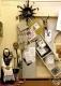 """Фрагмент экспозиции 2-го зала музея. Раздел """"Сказки Владимира Короткевича"""""""