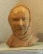 Фрагмент экспозиции музея. Портрет жены, 1980. Автор С.С.Шавров